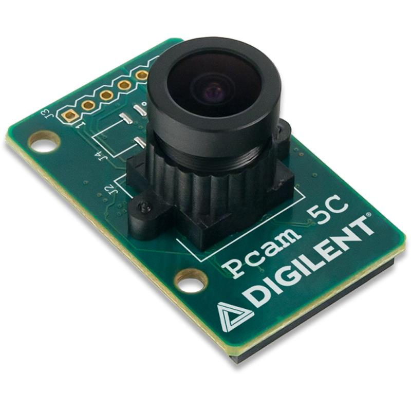 Pcam 5C 5MP固定焦点カラーカメラモジュール