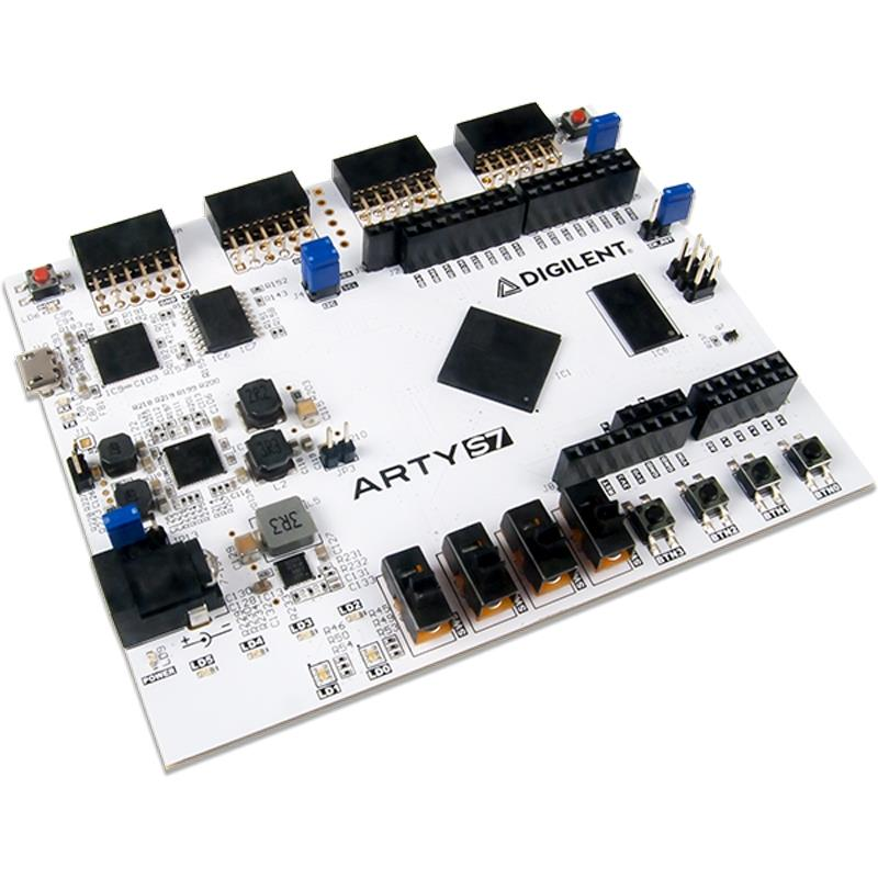 Digilent Arty Spartan 7 FPGA開発キット