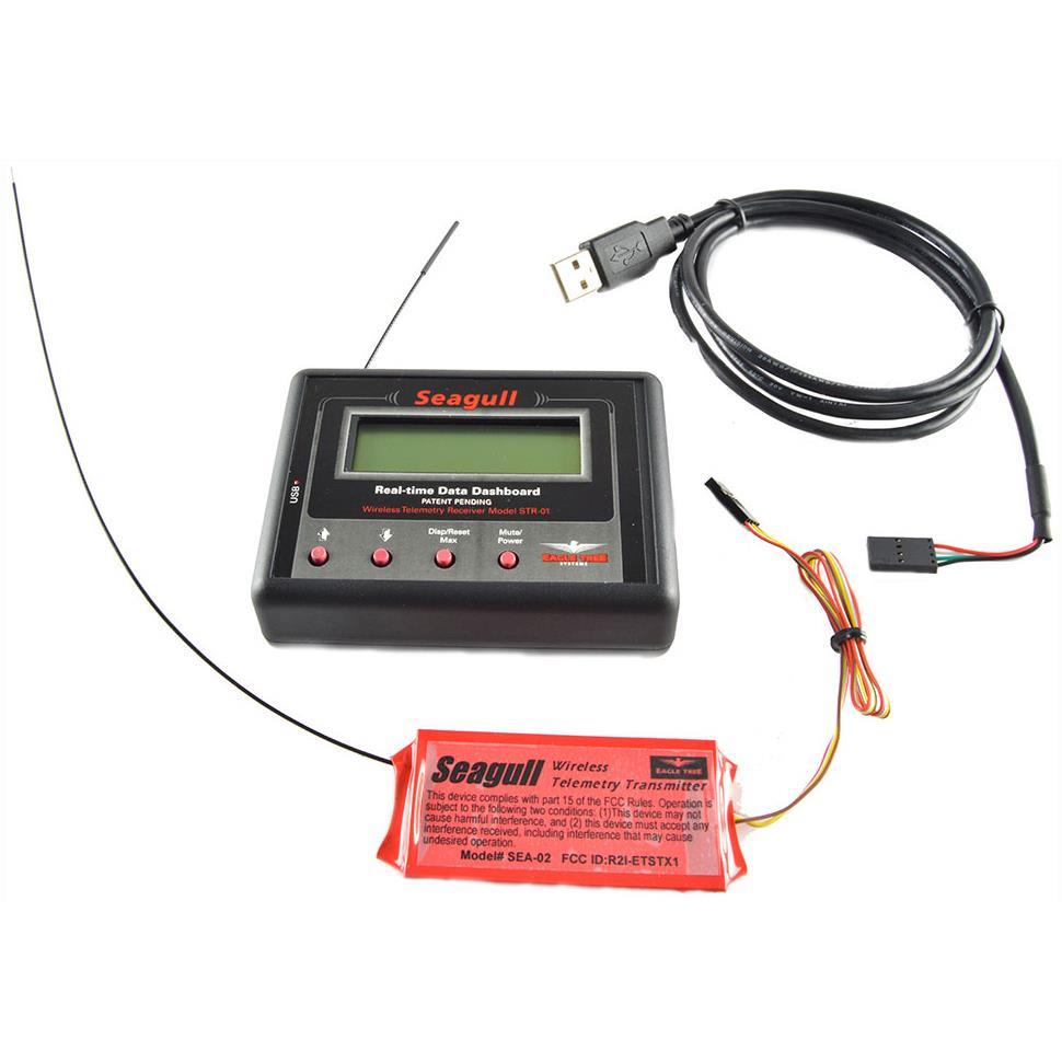 eLogger 900 MHzの無線遠隔測定キット