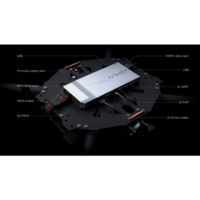 格安人気 Edge アドバンスド ドローン アドバンスド HDMIビデオ& コントローラー コントローラー HDMIビデオ& 5.8GHzテレメトリキット付き, 超安い品質:464bc0b9 --- superbirkin.com