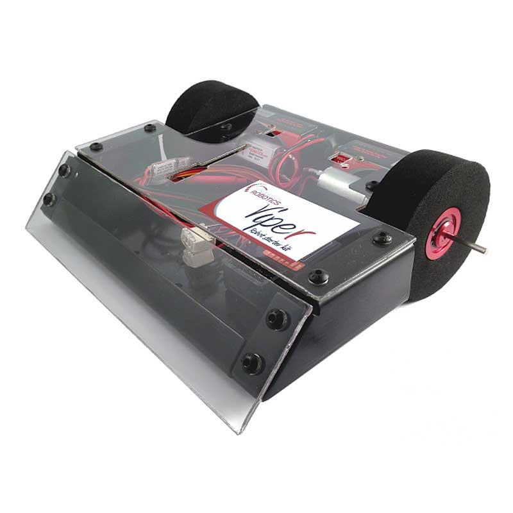 FingerTech「バイパー」戦闘ロボットキットV2(送信機および充電器付属)