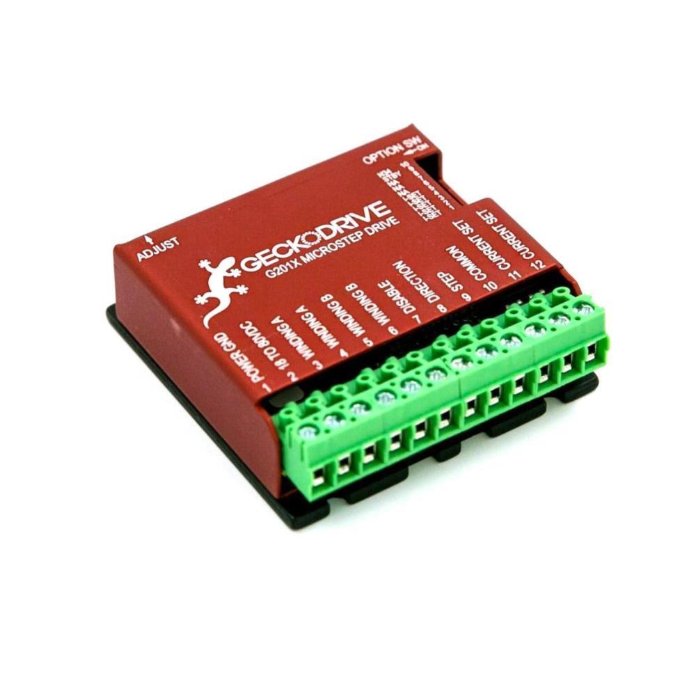 Geckodrive G201Xデジタルステッパモータドライバ