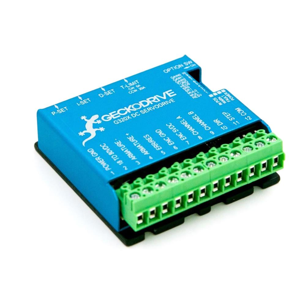 Geckodrive G320X デジタルステッパーモータードライバ