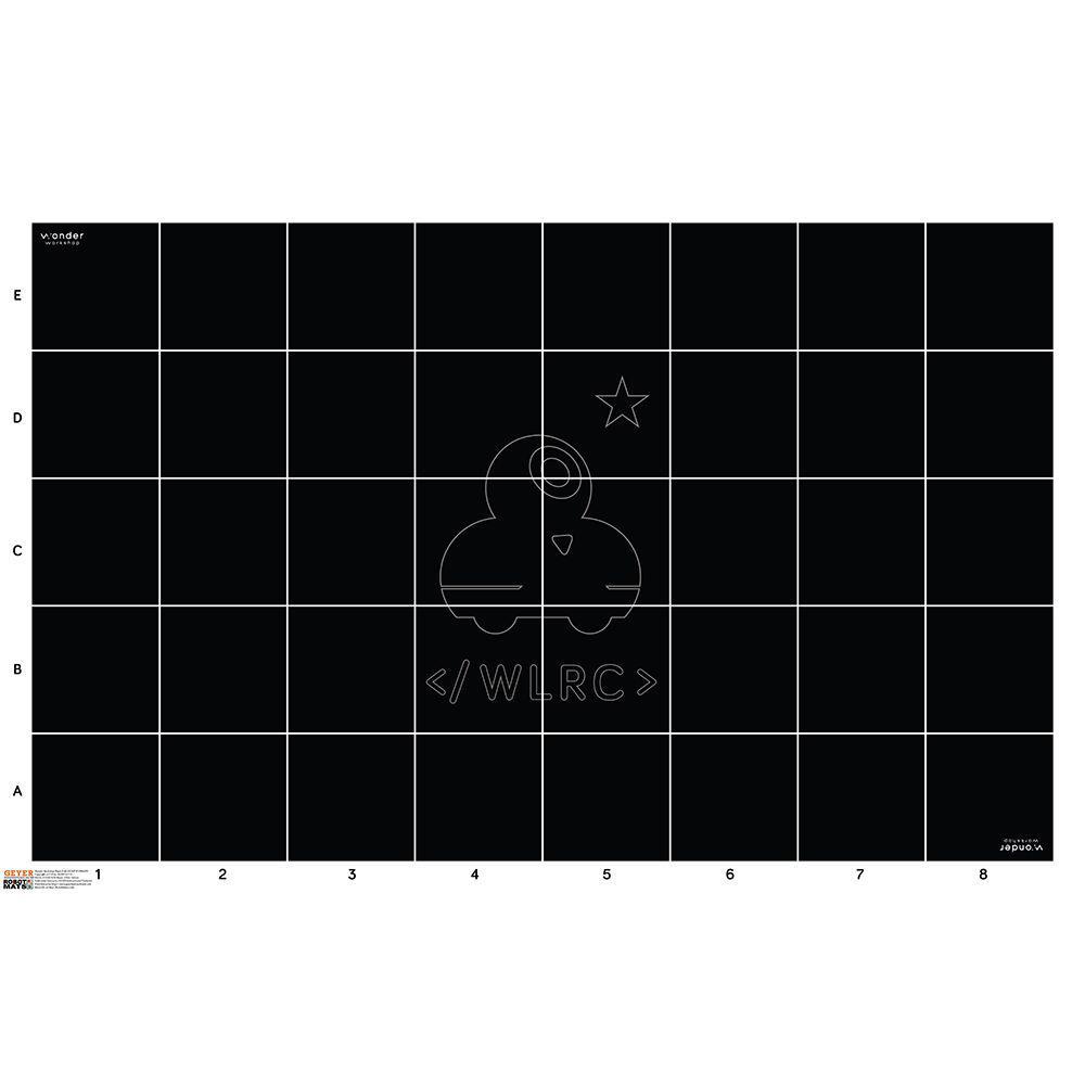 Wonder Workshop ベーシック 黒色マット