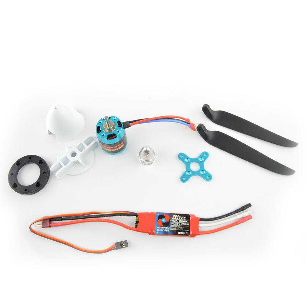 Cularisプロップ/モーター/ ESC Propulsionパワーパック