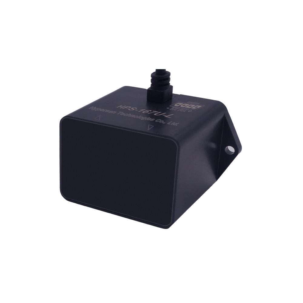 Hypersen 防水ToF LiDAR距離計(50m)