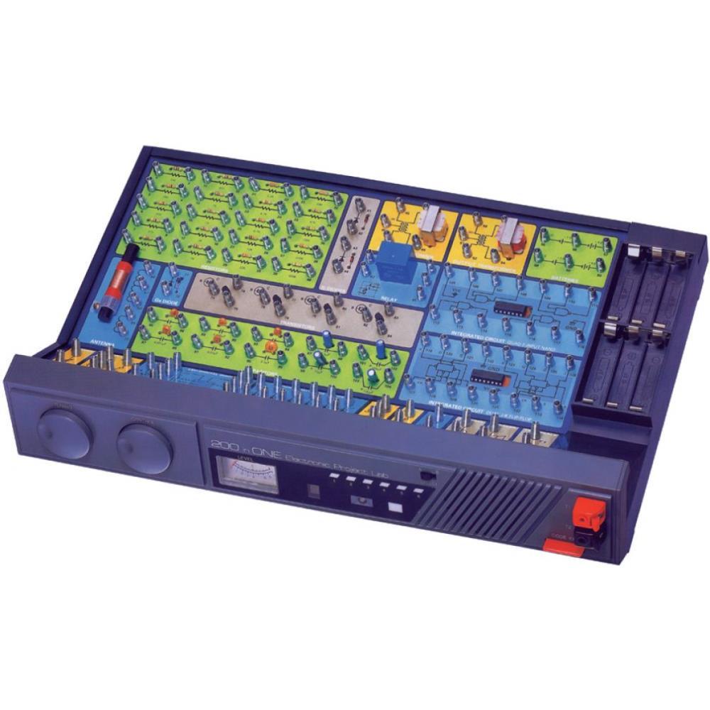 誕生日プレゼント 200 in 1 Electronic Electronic Projects 200 Projects Lab Kit, hakkle:1fc09001 --- canoncity.azurewebsites.net