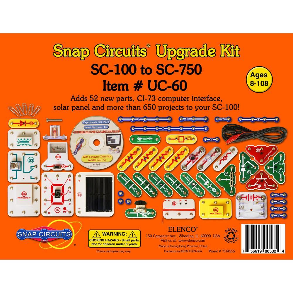激安商品 スナップ回路アップグレードスナップ回路アップグレード SC-100→SC-750, ユキポート:15edbab9 --- bungsu.net