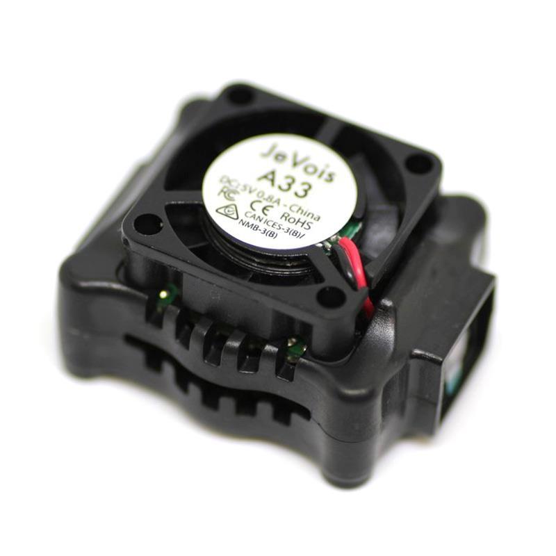 JeVois-A33スマートカメラ - 開発者キット(ブラック)