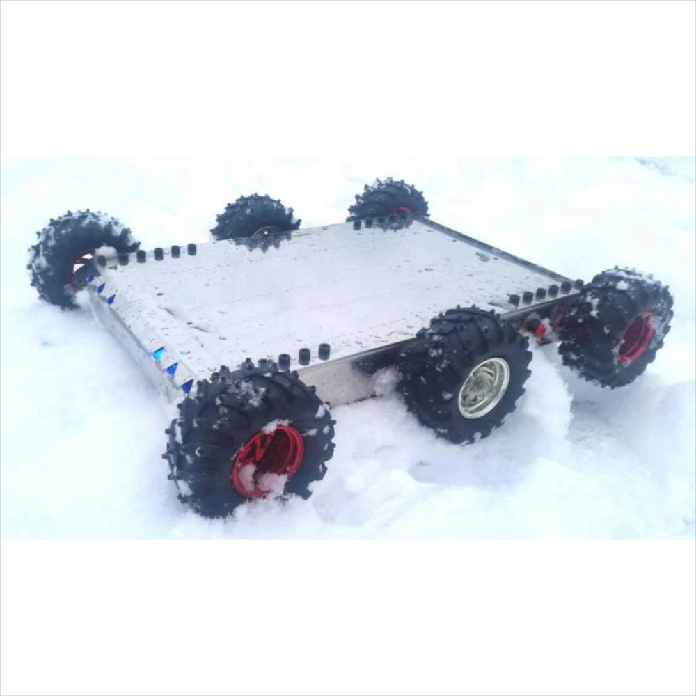 モバイルエクスプローラーロボット6WD