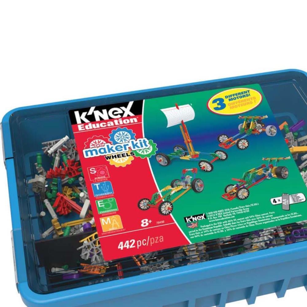 最安値挑戦! K'NEX キット メーカー ホイール キット メーカー ホイール, カモシ:83a8238c --- maalem-group.com