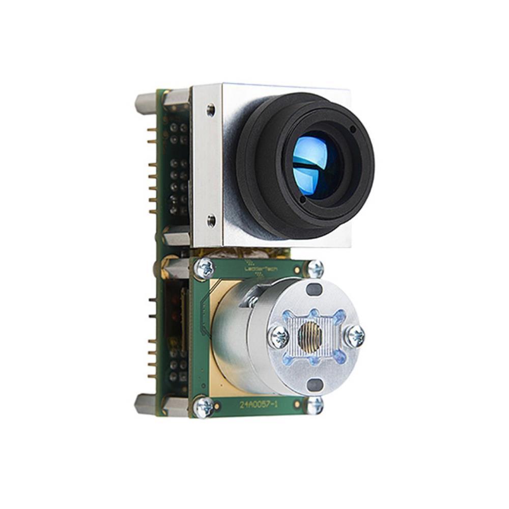 Leddar Vu 8チャネルモジュール、48°/ 3°、USB、CAN&シリアルインターフェイス