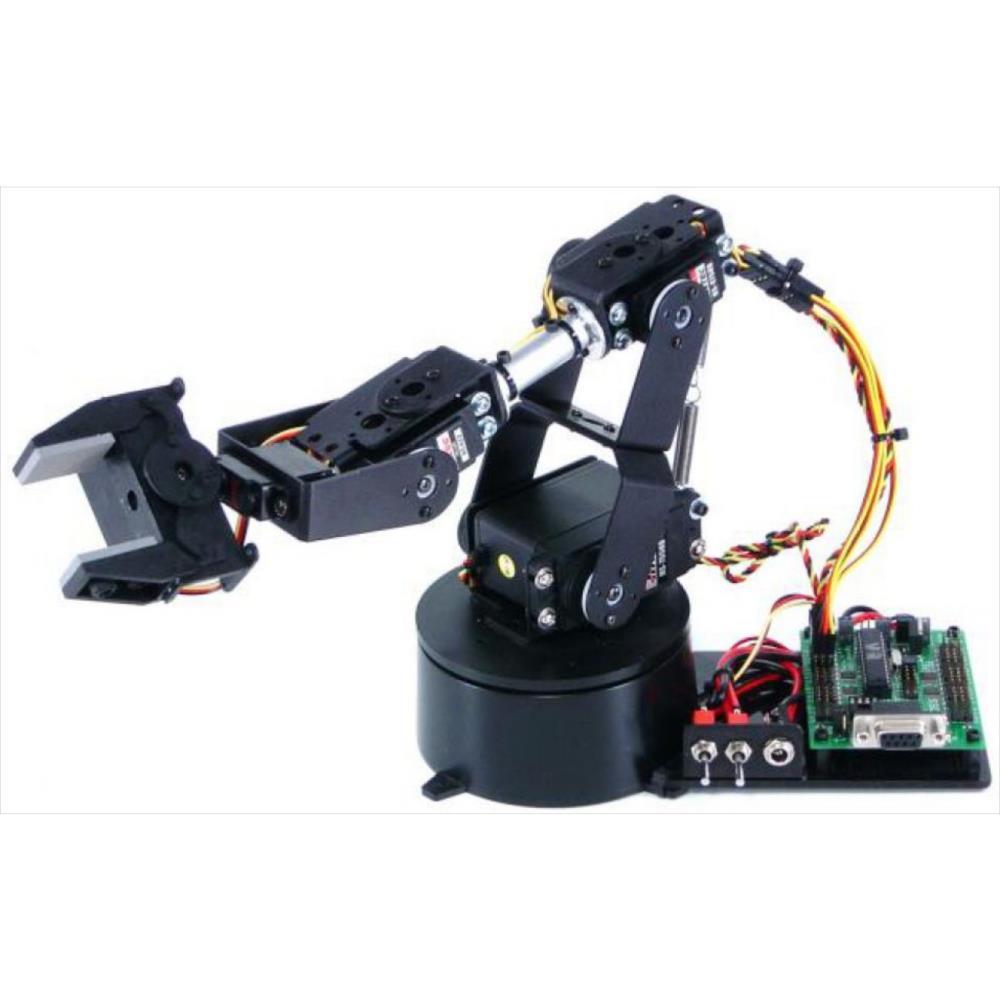 Lynxmotion AL5A 4自由度ロボティックアームコンボキット (電子部品なし)