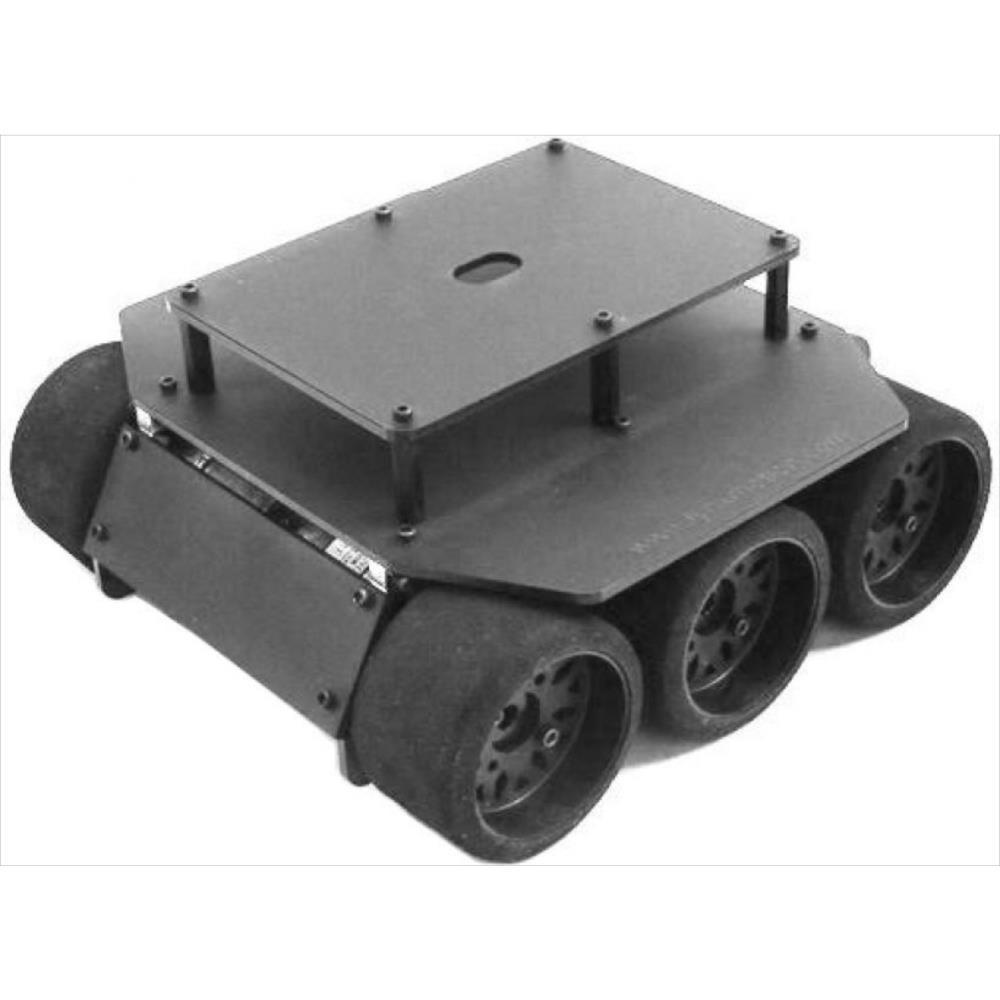 Lynxmotion Predator 6 ホイール相撲キット (電子部品なし) SR2-KT