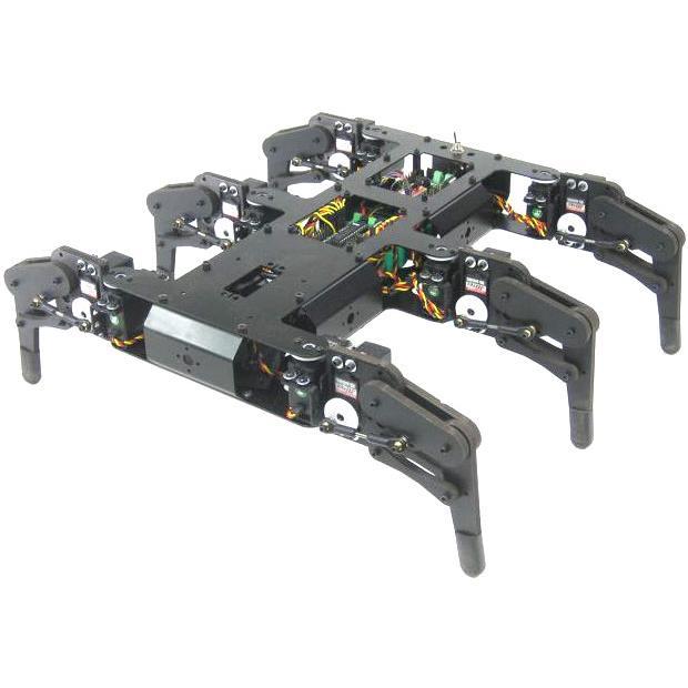 Lynxmotion AH2 ヘキサポッドロボットキット (BotBoarduino)