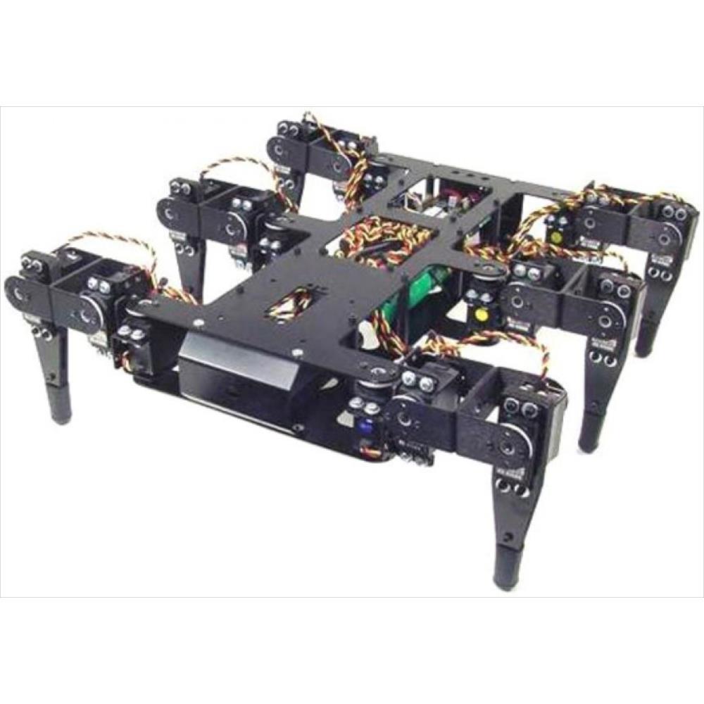 Lynxmotion BH3ヘキサポッドロボットキット(ハードウェアのみ)