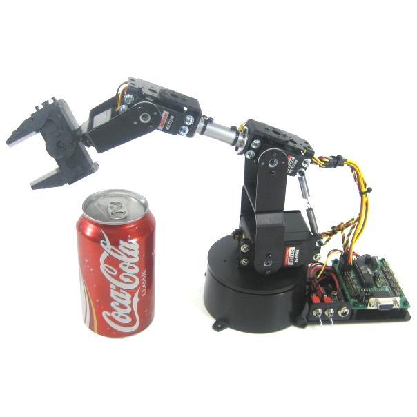 Lynxmotion AL5A 4DOF ロボットアーム SSC-32U コンボキット(ソフトウェアなし)