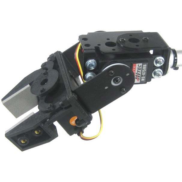 Lynxmotion AL5A 4DOFロボットアームSSC-32Uコンボキット(FlowBotics Studio)