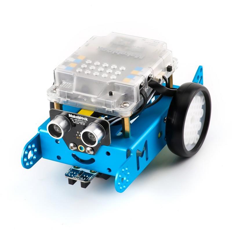 Makeblock mBot 教育用プログラミング可能ロボット(Bluetooth版)- 日本国外販売用