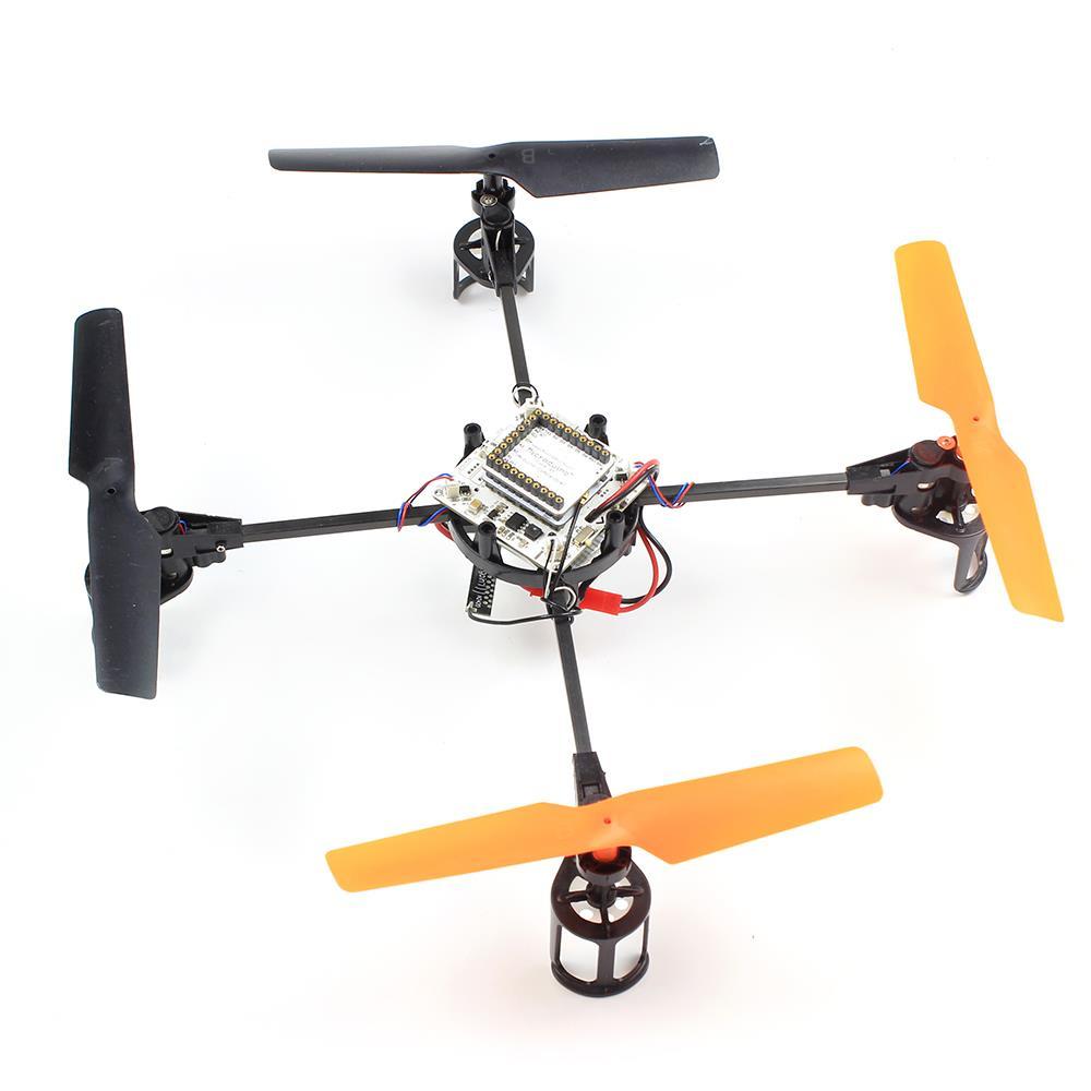 Microduinoクワッドコプターキット(ジョイパッド付き)