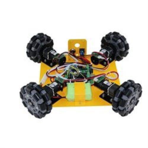 4WD無指向性Arduino対応モバイルロボットキット