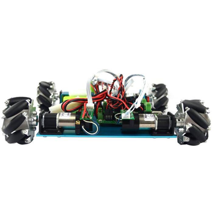 4WD 再販ご予約限定送料無料 未使用 60mm MecanumホイールArduinoロボットキット
