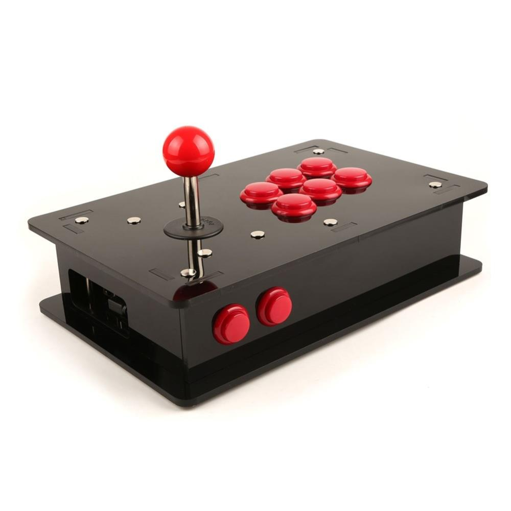 Raspberry Pi アクリルレトロゲーム アーケード DIY キット