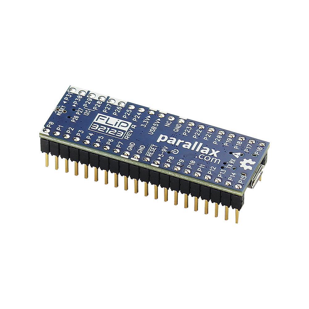 プロペラFLiPマイクロコントローラモジュール