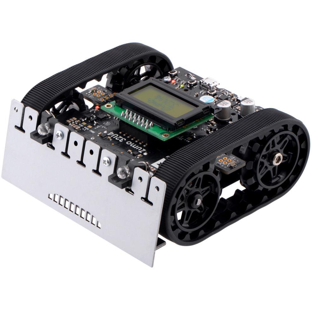Zumo 32U4ロボットキット(100:1 HPモータで組み立て)