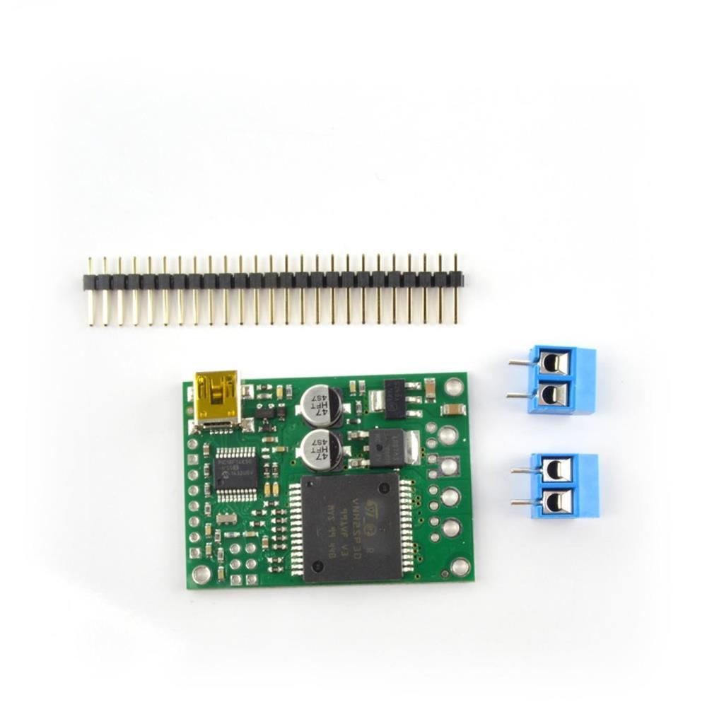 Pololu Jrk 12A 6~16V USB モーターコントローラー フィードバック付き
