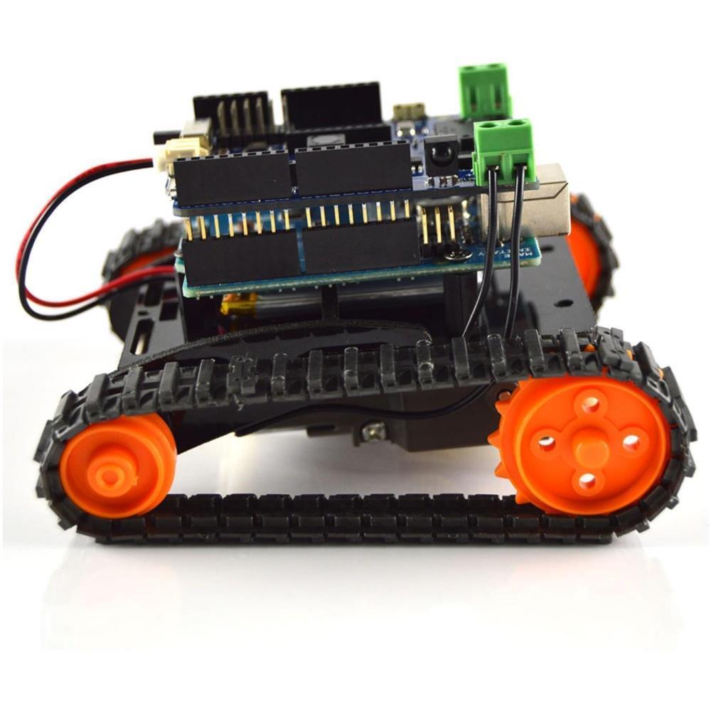 DFRobotShopローバーキット(小)(Arduino Uno)