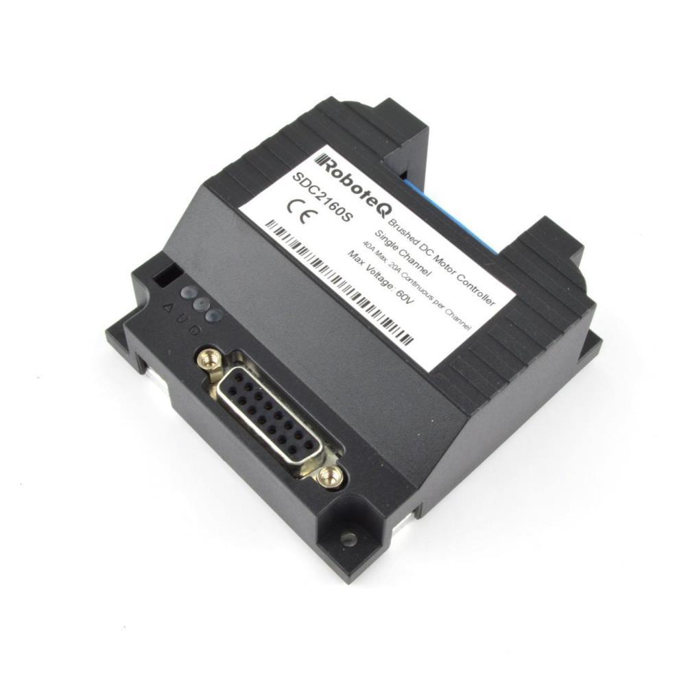 SDC2160S 60V 1x40Aブラシ付きDCモーターコントローラー