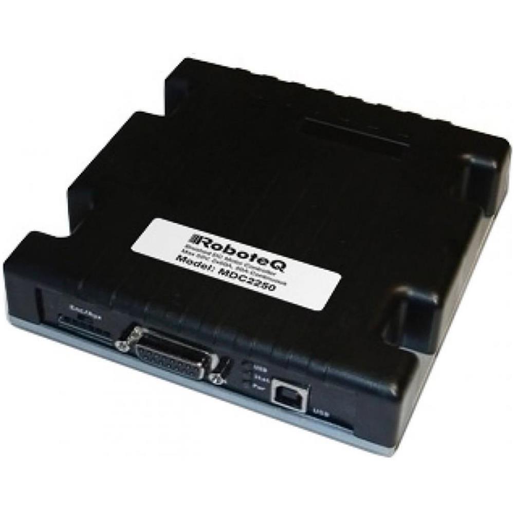 RoboteQ MDC2460 2x 60A 60Vモーターコントローラー