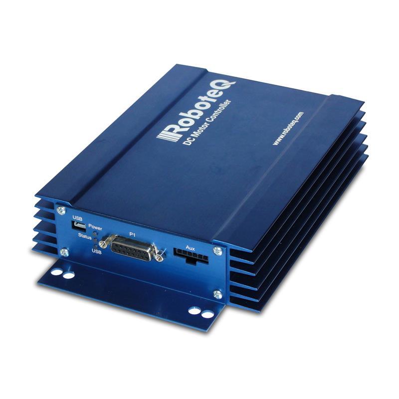 XDC2460S 60V 1x160Aブラシ付きDCモーターコントローラー