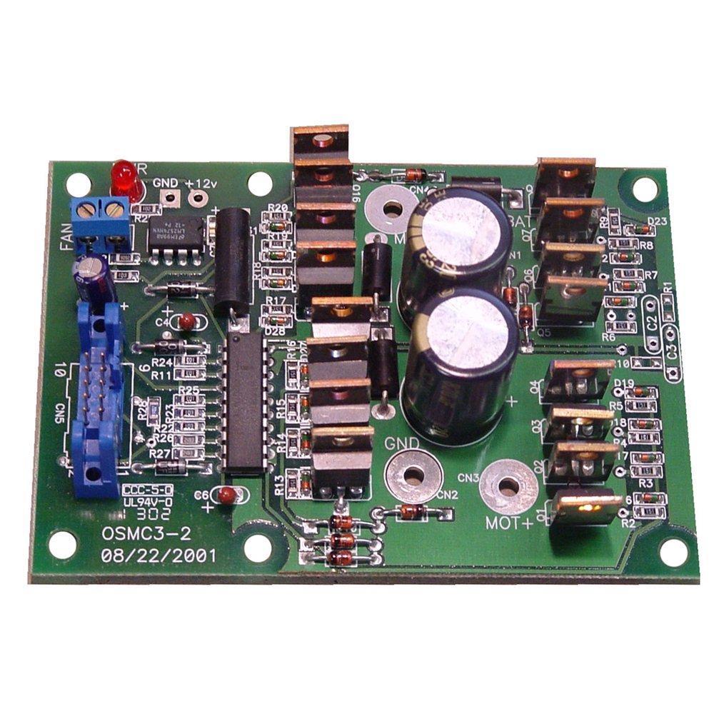 ''OSMC'' 160A、13V ~ 36V モーターコントローラー