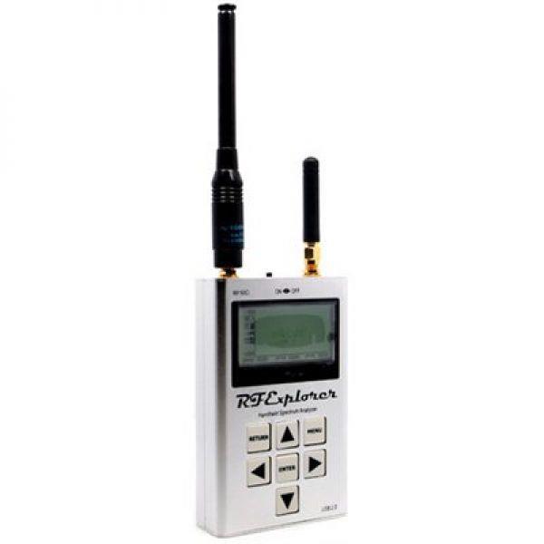 RF Explorerラ手持ちデジタルスペクトラムアナライザ - ISMコンボ