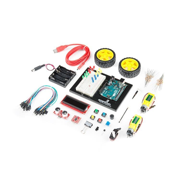 SparkFun Inventor's Kit for Arduino Uno - v4.0