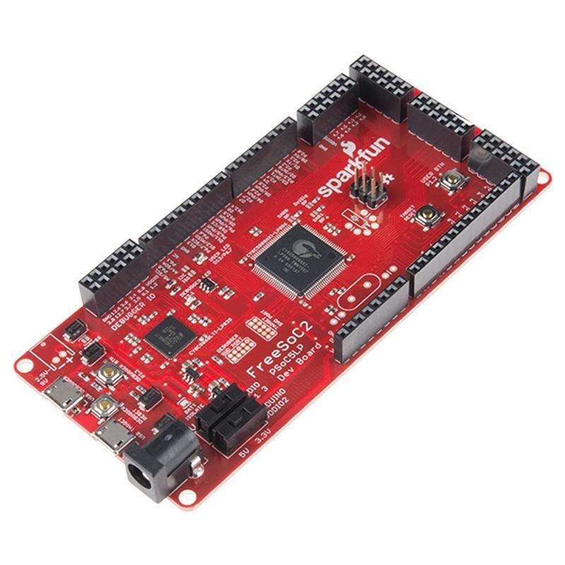 FreeSoC2開発ボード - PSoC5LP