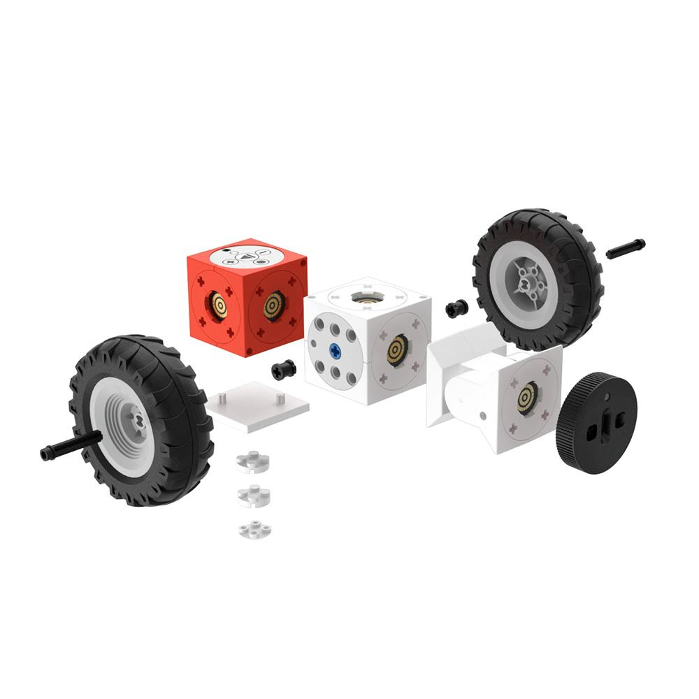 Tinkerbots 学習用ロボティクス構築キット