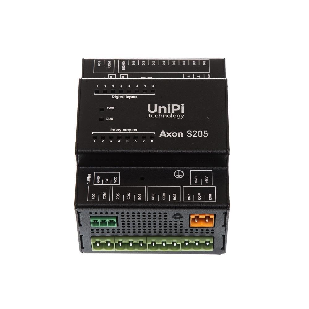 UniPi Axon S205ユニバーサルPLC