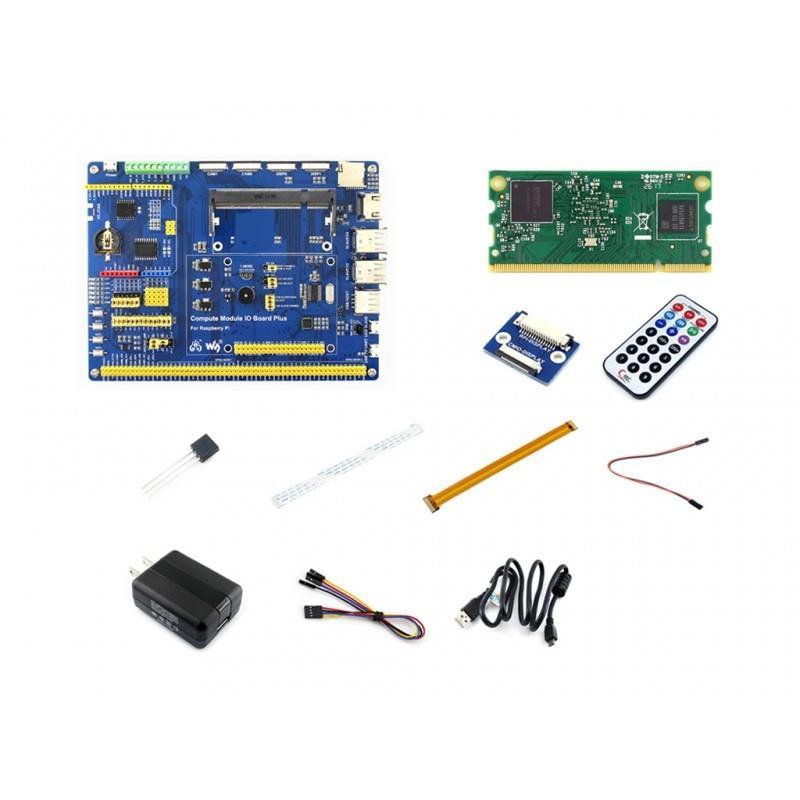 Raspberry Pi 計算モジュール 3 開発キット(タイプA)