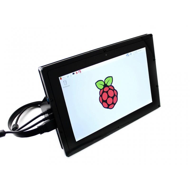 10.1インチ1280x800 LCDスクリーン(HDMIおよびケース付き)