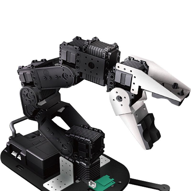 6自由度ロボットアームキット