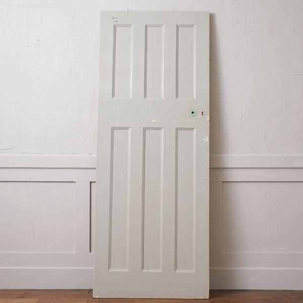 IZ39046O★英国 アンティーク ドア 古木 シャビー ホワイト ペイント ウッドドア 木製 建具 建材 扉 ブロカント ディスプレイ