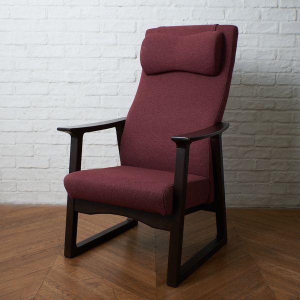IZ40460I★平田椅子製作所 POSA High イージーチェア ハイバック 1人掛け シングル ソファ ラウンジチェア アームチェア 安楽椅子 日本製