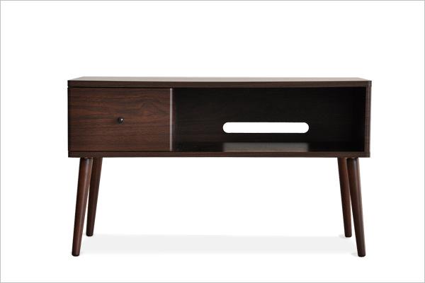 Rocca Clann Make Dark Brown Storage Av Board Tv Stand Tv Stand Tv