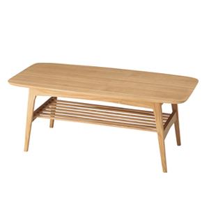 【送料無料】Sunny(サニー) センターテーブルナチュラルモダン 木製 木目 リビング タモ材 ウッド シンプル 家具 レトロ インテリア デザイン ローテーブル