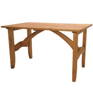 【送料無料】cafe style カフェスタイル ダイニングテーブルナチュラル カントリー 食卓台 家具 インテリア 木目 ダイニング パイン材 天然木