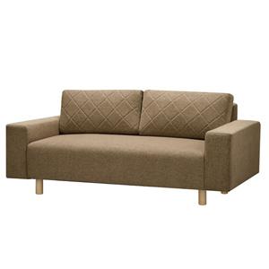 筛 (筛) 绣沙发 / 拼接沙发 (餐饮孩子可逆顶板安全织物双座斯堪的纳维亚自然简单的沙发沙发 2p 沙发 2 人沙发沙发 2 人沙发沙发的蓝色米色棕色宽宽敞更换改造生活)
