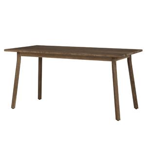 固く 頑丈な天然オーク材を使用した美しい木目のダイニングテーブル 木製 無垢 休み 4人用としてお使い頂ける使いやすい大きさです SIEVE シーヴ merge dining table マージダイニングテーブル テーブル ウレタン オイル150 4人掛け リビング カフェ 什器 シンプル 作業台 人気の製品 北欧 天然 木目 オーク ナチュラル 自然 店舗 キッチン デスク